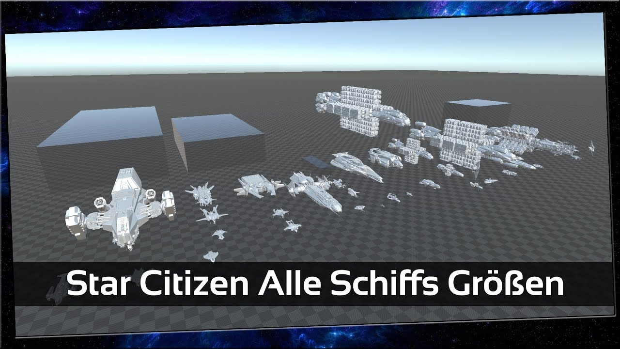 star citizen alle schiffe im gr envergleich let 39 s show deutsch youtube. Black Bedroom Furniture Sets. Home Design Ideas