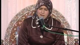 عباد الرحمن القراءة التي يبحث عنها الجميع للقارئة المغربية هاجر بوساق