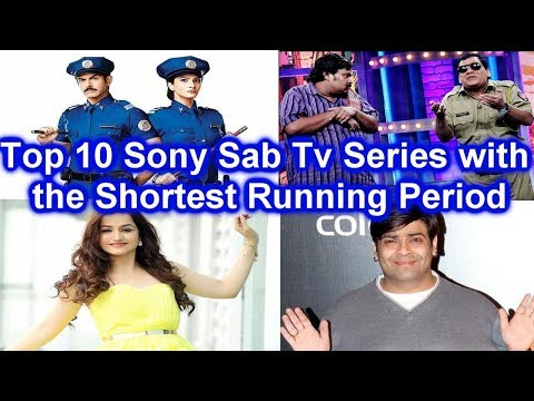 Top 10 Sony Sab Tv Series with the Shortest Running Period thumbnail