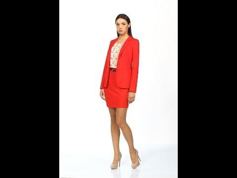 Стильная одежда для деловых женщин