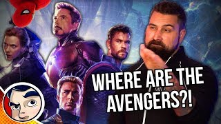 Spider-man ffh: where are the avengers?! - whiteboard rant   comicstorian
