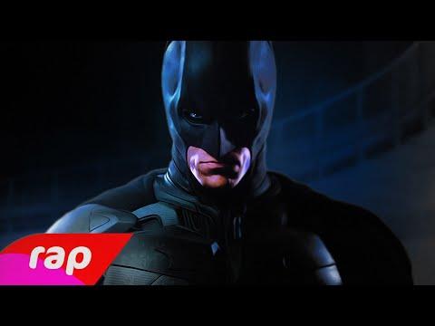 Rap Do Batman - CAVALEIRO DAS TREVAS | NERD HITS
