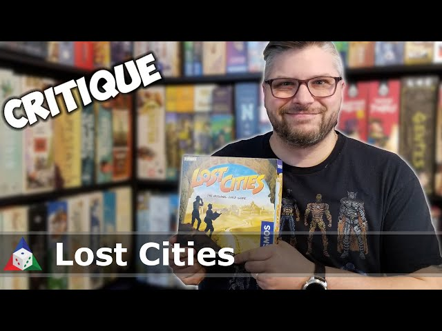 Lost Cities - Règles et Critique