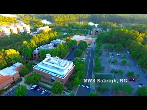 NWS Raleigh, celebrating more than 20 years located on NC State University, Centennial Campus.