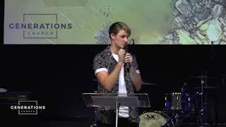 Generations Church Live Stream | Sunday Message (27th September)