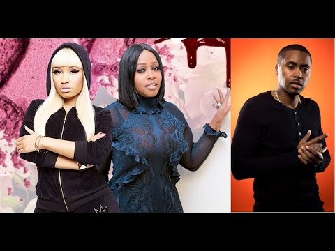 Nas's Publishing Company 'Universal ' Temporarily Blocked SHETHER after Remy Ma Didnt Clear the Beat