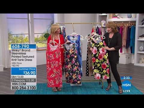 HSN | Slinky Brand Fashions Anniversary . http://bit.ly/2ZPmQ0L