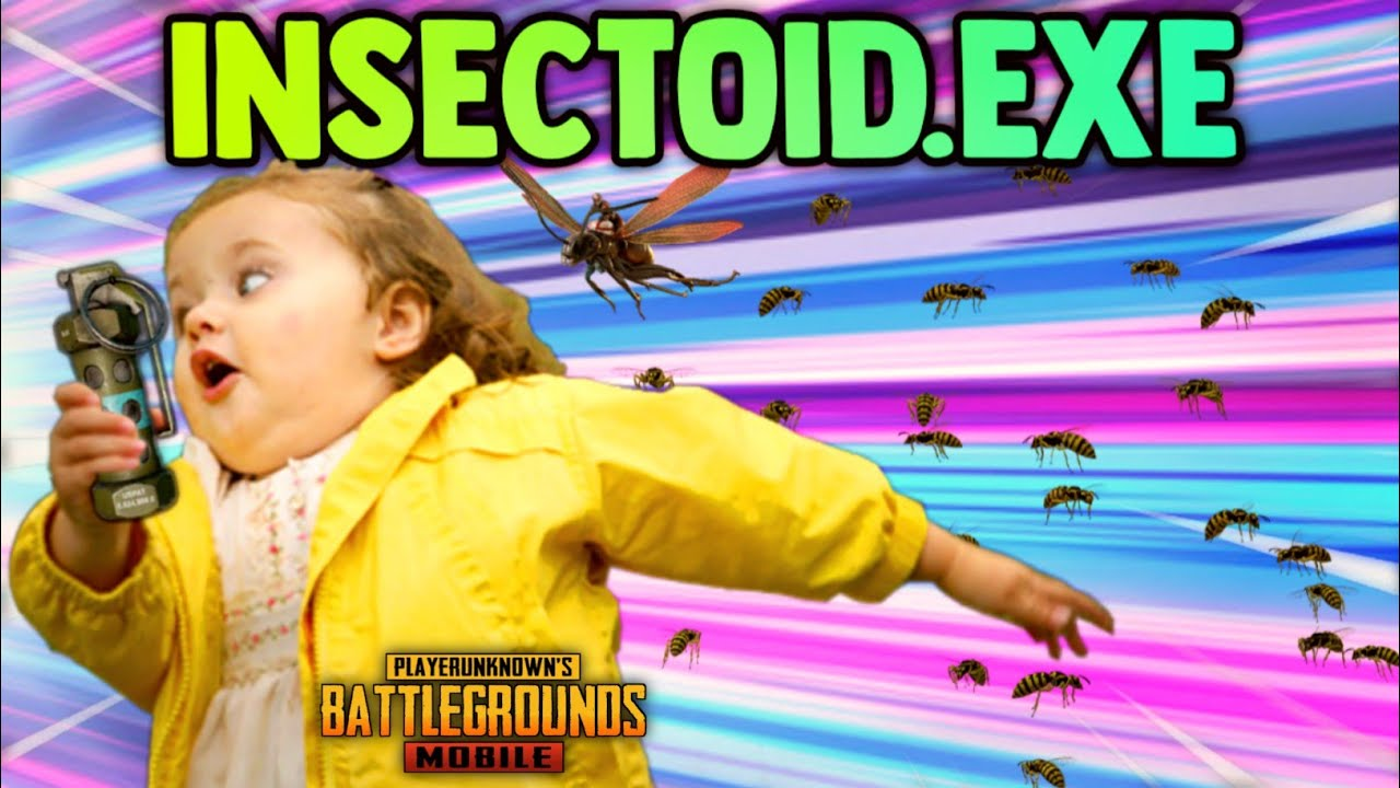 Download INSECTOID.EXE   PUBG MOBILE