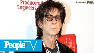 Ric Ocasek, The Cars Frontman And Rock And Roll Hall Of Famer, Dies At 75 | PeopleTV