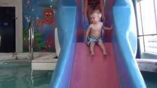 Norwegian Jewel Cruise - Family Vacation with Kids (6.5 months and 26 months old)