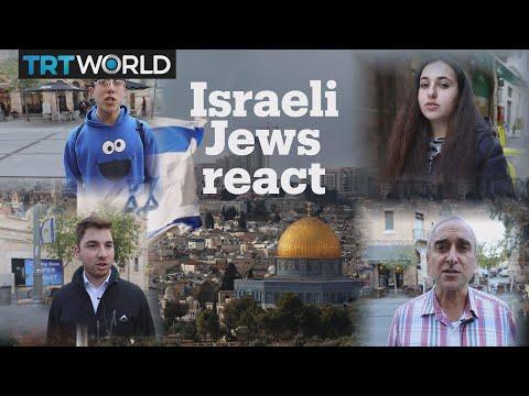 Israeli Jews react to Trump