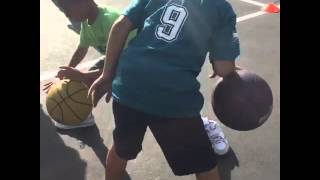 Shooting Stars Fall 2015- After school basketball- St. Francis of Assisi Campus