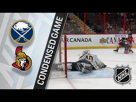 Buffalo Sabres vs Ottawa Senators – Feb. 15, 2018 | Game Highlights | NHL 2017/18. Обзор