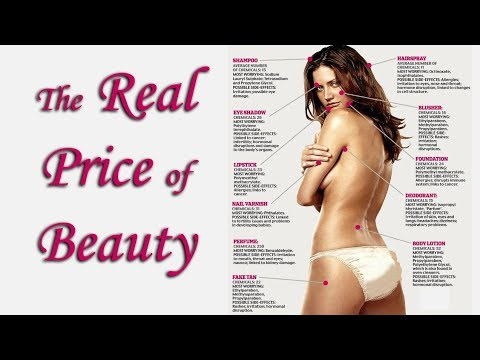 the REAL PRICE of BEAUTY