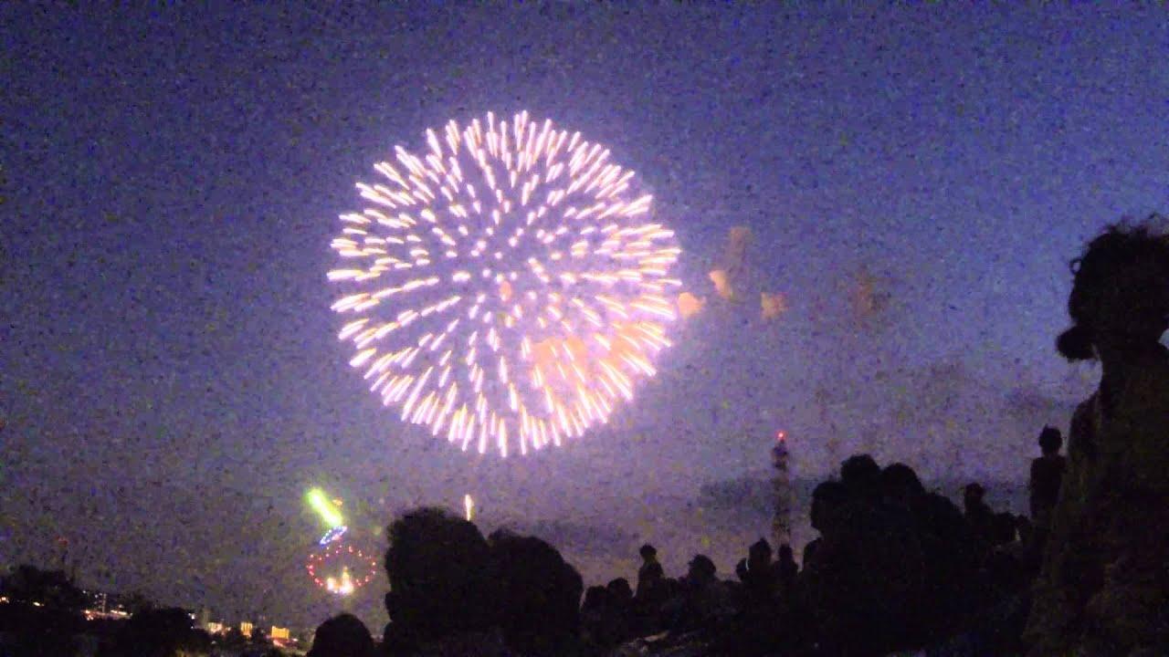 [HD 1080p]GoPro HERO3で花火大会を撮影してみた 1 / Fireworks video by GoPro HERO3 1