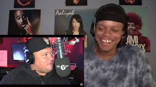 Wretch 32 Fire In The Booth Part 3 REACTION