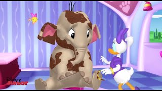 Minnie's Bow-Toons - Primped Up Pachyderm - Washing Ellie - Official Disney Junior HD