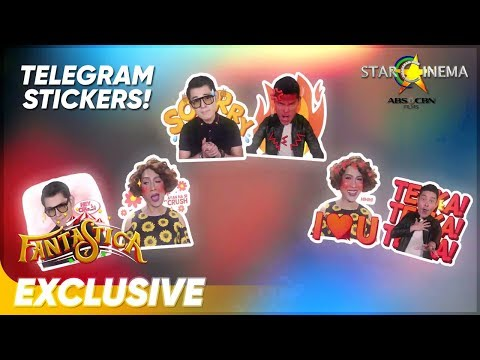 Vice, Richard, and Dingdong stickers! - 'Fantastica' - 동영상