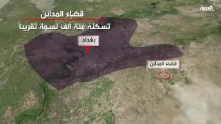 حزام بغداد .. هدف داعش الفاشل