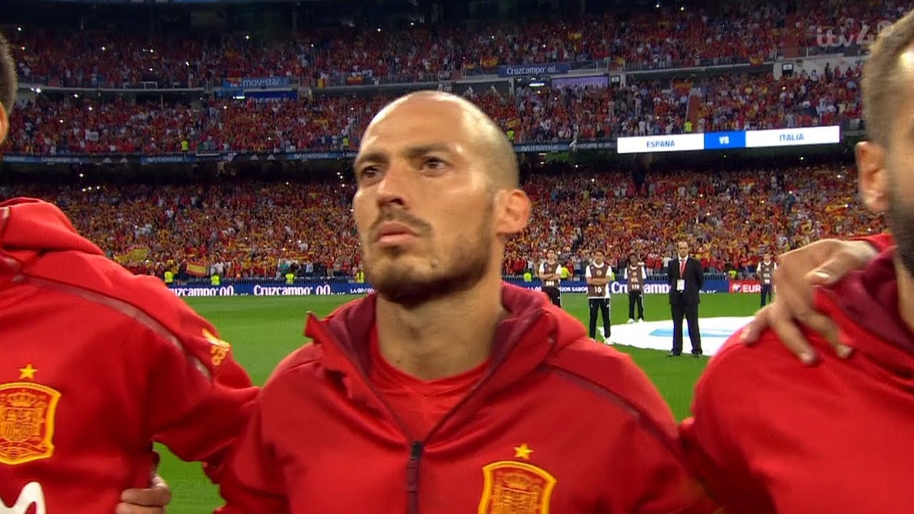 David Silva vs Italy Home HD 1080i