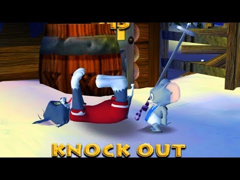 Tom And Jerry - War Of The Whiskers - Nibbles Mouse Vs  - Tom & Jerry Games