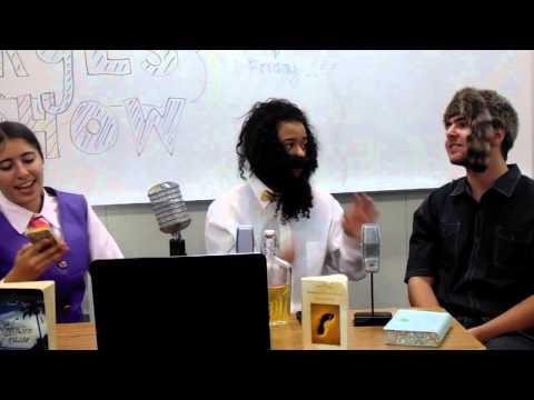 Robinson Crusoe: The Interview (Parody)