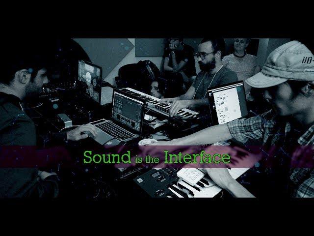 Sound is the interface | Lezione concerto a cura di Federico Placidi
