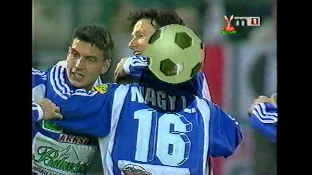 Debrecen-Zalaegerszeg | 1-6 | 2002. 03. 30 | MLSZ TV Archív