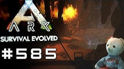 ARK #585 CAVERNS OF LOST HOPE ARK Deutsch / German / Gameplay