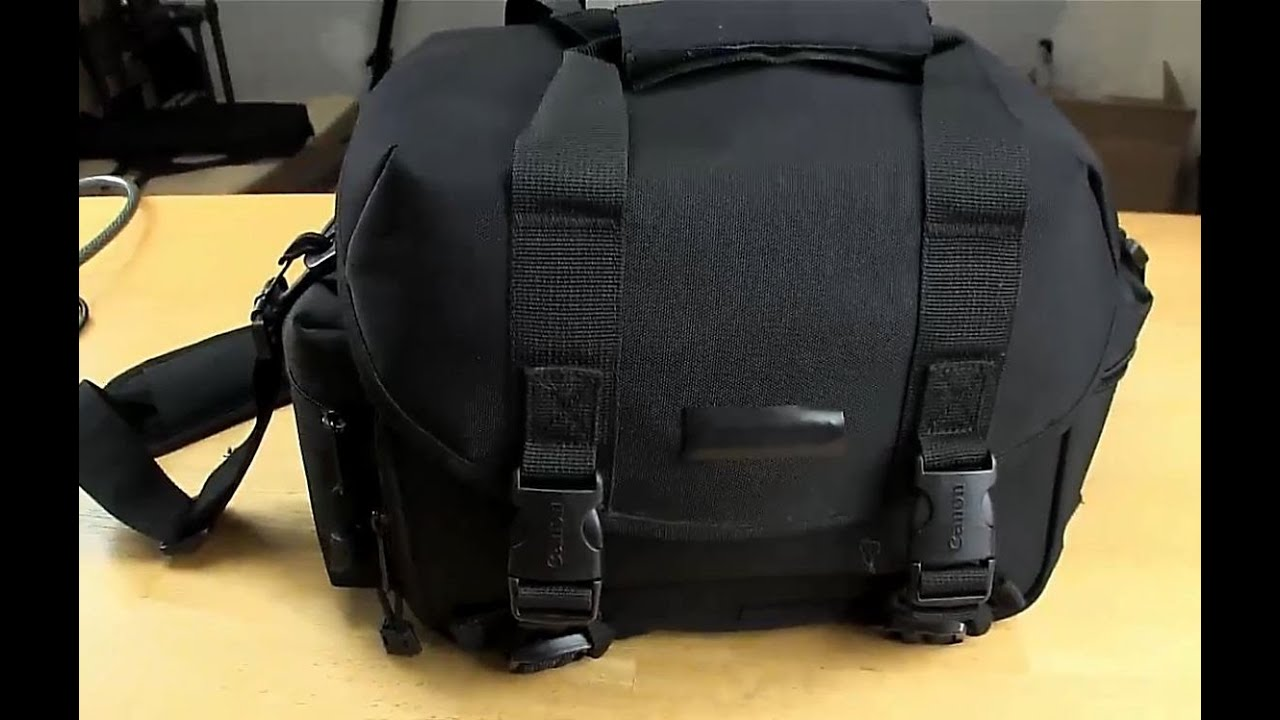 Canon 2400 Slr Gadget Bag Review Dslrnerd