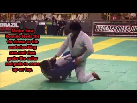 Romulo Barral Guard breakdown