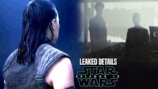 Star Wars Episode 9 Rey's Parents! Leaked Details & Potential Spoilers
