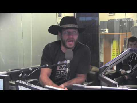 Cowboy Cerrone - Conor McGregor Is Avoiding Fighting Me - Jim Norton & Sam Roberts