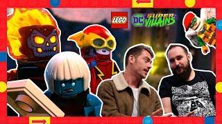Creating LEGO DC Super Villains: Open World Gameplay   Developer Commentary
