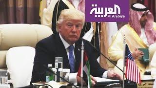 الملك سلمان وترمب يترأسان القمة الخليجية الأميركية