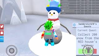 I play with Pelle in ROBLOX