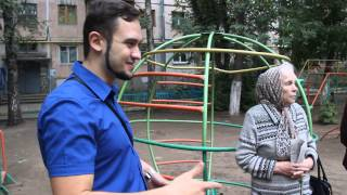 Кандидат от КПРФ агитирует жителей округа Самары