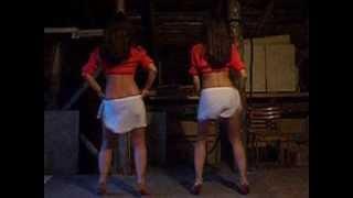 Танец Bachata-Shakira
