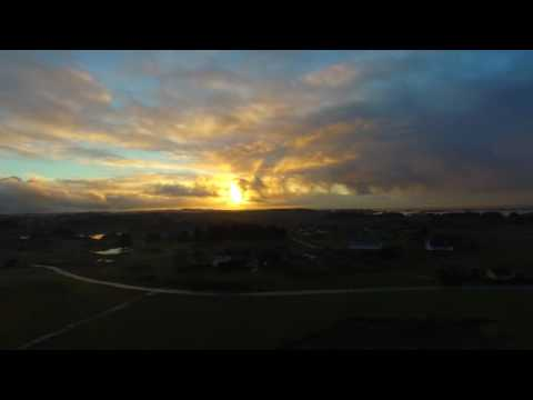 Haugalandet drone perspective (Ole Wee)