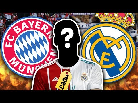Real Madrid & Bayern Munich Battle For £80M German Superstar?! | Transfer Talk