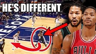Why 50 Point Derrick Rose Is DIFFERENT Than NBA MVP Derrick Rose (Ft Old Highlights, Dunks, Emotion)