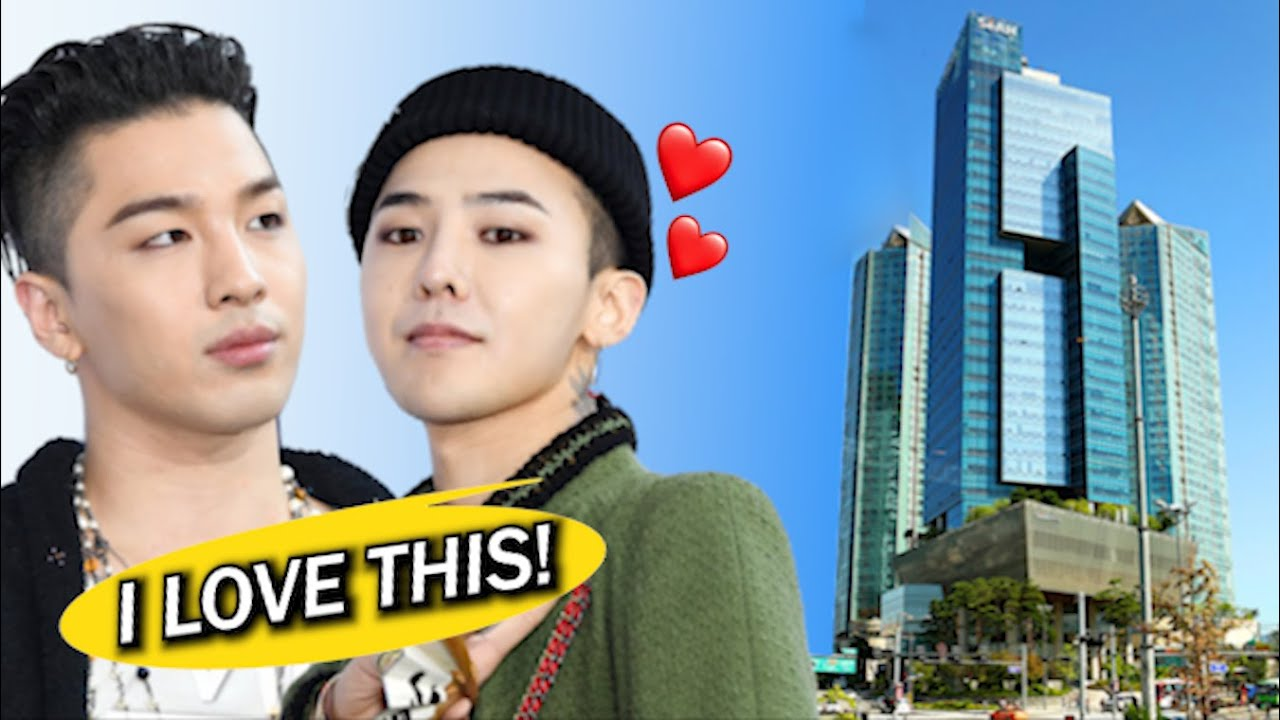 BIGBANG's Apartment Tour 'Mecenat Polis' Kpop Idol Dorm Tour!
