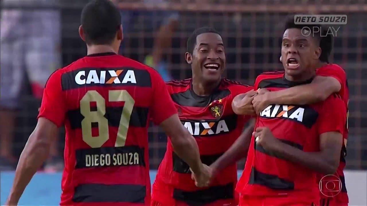 HD | Gols Sport 4 x 4 Atlético MG - Brasileirão 2016