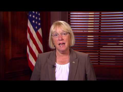 Sen Patty Murray Excellence in Advocacy Award Acceptance video