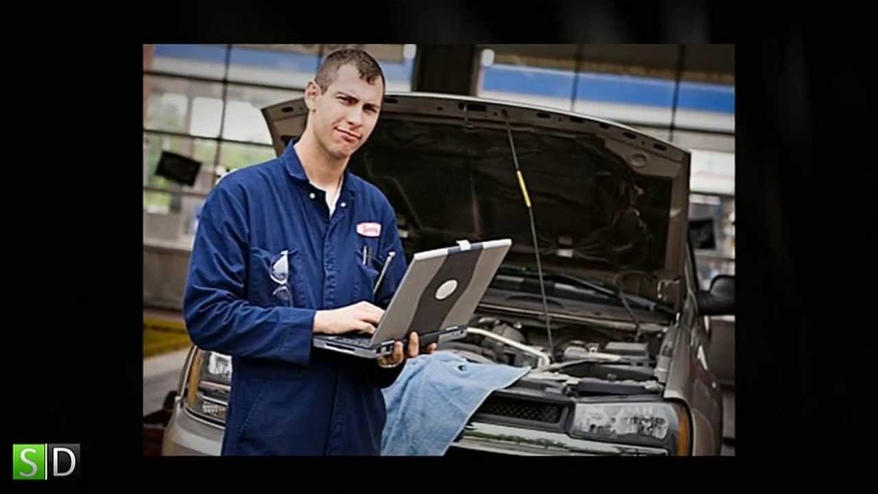 automotive technician job description youtube