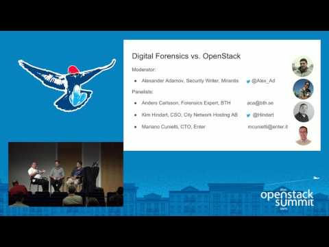 Digital Forensics vs. OpenStack