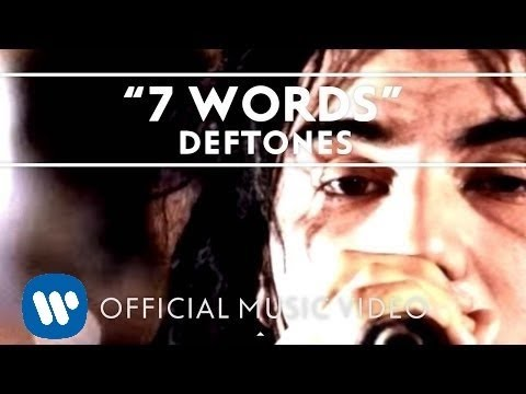 Deftones - 7 Words [Official Music Video]