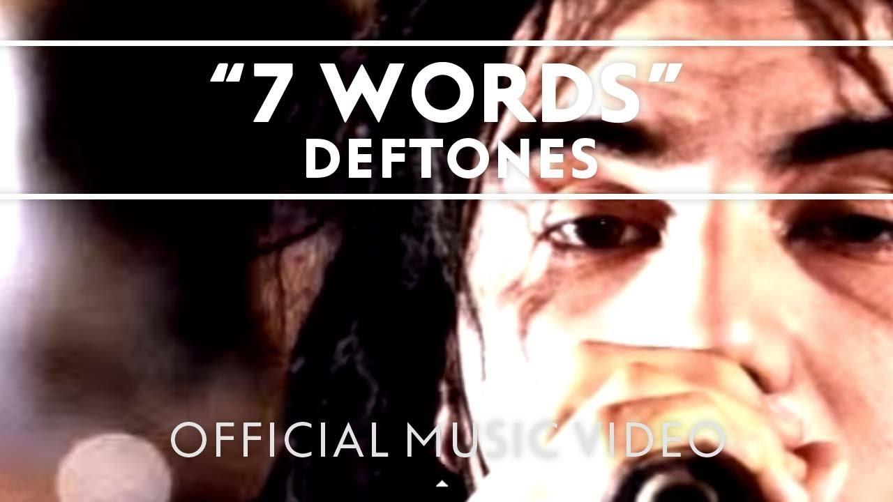 Download Deftones - 7 Words [Official Music Video]