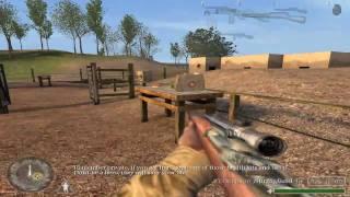 Call of duty 1 Walkthrough part 1