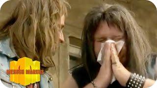 Hotte & Lusches: Nase putzen